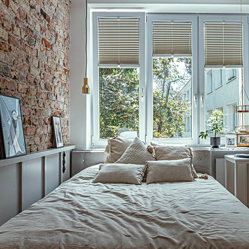 Kompleksowa renowacja mieszkania w kamienicy z lat 50-tych, w pobliżu warszawskich Łazienek